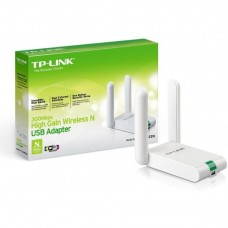 Adaptor wireless TP-LINK TL-WN822N, 300 Mbps, USB