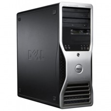 Workstation Dell Precision T3500, Xeon Quad Core W3520 2.66GHz - 2.93GHz, 6GB DDR3, HDD 500GB SATA, DVD-ROM, AMD Radeon HD 7350 1GB GDDR3